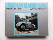 European Classic Cars (Rasmussen 1975 ) SIGNED